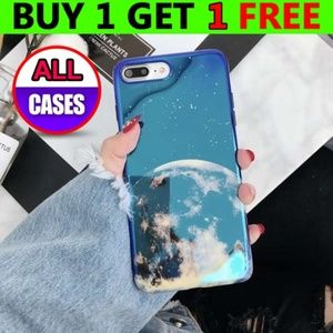 Accessories - *NEW iPhone Max/XR/XS/X/7/8/Plus Planet Case